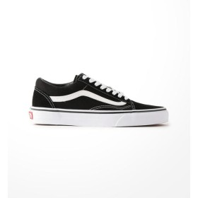 【ビショップ/Bshop】 【VANS】OLD SKOOL BLACK / WOMEN