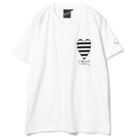 【SPECIAL PRICE】BEAMS T / Left My Heart Tee メンズ Tシャツ WHITE L