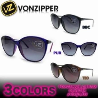 VONZIPPER/ボンジッパー レディース サングラス OPHELIA AD217-012