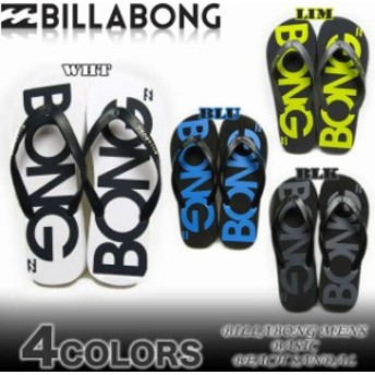 BILLABONG ビラボン メンズ ビーチサンダル ビーサン アウトレット サーフブランド AG011-970