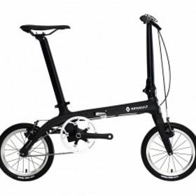 折りたたみ自転車 ルノー カーボンフレーム 14インチ RENAULT Carbon 6 カーボン6 C140 軽量 コンパクト