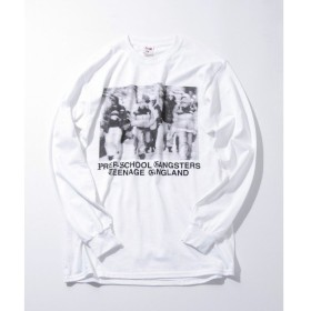URBAN RESEARCH / アーバンリサーチ VOTE MAKE NEW CLOTHES P.S.G PHOTO LS T-SHIRTS