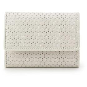 HIROKO HAYASHI(ヒロコ ハヤシ) CARDINALE(カルディナーレ)ミニ三つ折財布