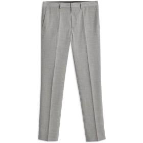 《期間限定 セール開催中》TOPMAN メンズ パンツ グレー 28 ポリエステル 82% / レーヨン 18% Grey Marl Skinny Fit Suit Trousers