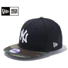 ニューエラ NEW ERA  キャップ 帽子 ジュニア Youth 9FIFTY ニューヨーク・ヤンキース  11308486