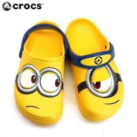 クロックス crocs Fun Lab Minions Clog 204113-730 ファン ラブ ミニオンズ クロッグ サンダル ベビー/キッズ