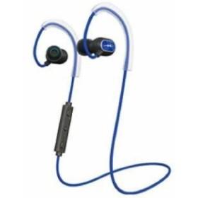 ラディウス radius Bluetoothイヤホン ブルー HP-S100BTB