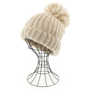 Mila Owen / ミラオーウェン レディース 帽子 色:ベージュ サイズ:F