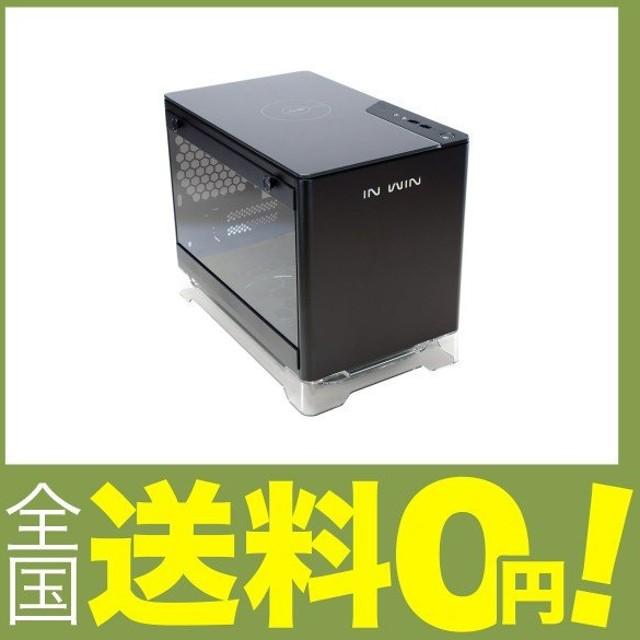 8ee1c1a036 IN WIN 強化ガラス製サイドパネル採用 Mini-ITX タワー型PCケース A1 ...
