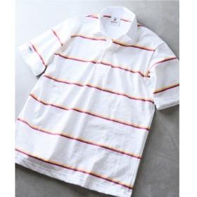 [マルイ]【セール】メンズTシャツ(BARBARIAN×relume / 別注バーバリアン DOUBLE PINSTRIPES S/S)/ジャーナルスタンダード レリューム(メンズ)(JOURNAL STANDARD relume)