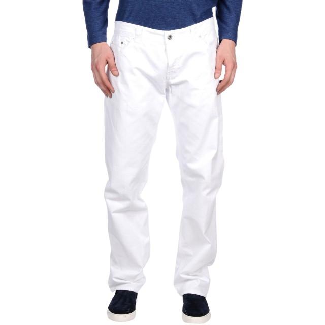 《セール開催中》DONDUP メンズ ジーンズ ホワイト 31 コットン 99% / ポリウレタン 1%