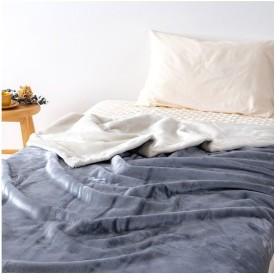 西川リビング シルク毛布 シングル 西川 シングルサイズ シルクブランケット リバーシブル 泉大津 天然素材 無地 日本製
