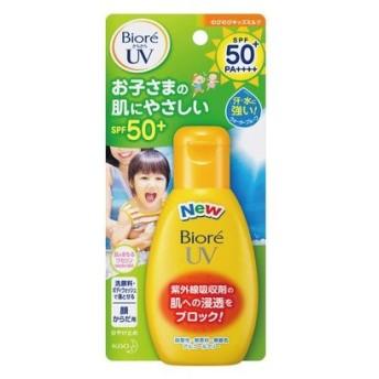 花王 ビオレ UV のびのびキッズミルク 日やけ止め 顔・からだ用|4901301320292(tc)