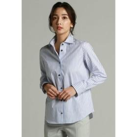 la.f... / ALBINI OXFORDシャツ