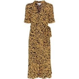 Ganni Goldstone ドレス - ブラック