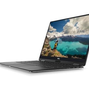 【Dell】XPS 13 2-in-1プラチナハイエンド (アクティブペン付・ブラック)