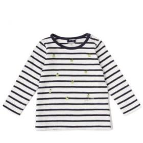 クレードスコープ/リンゴ柄Tシャツ