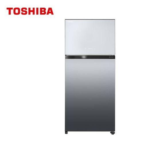 可退稅 含標準安裝+舊機回收 TOSHIBA 東芝 608L  GR-AG66T(X) 極光鏡面變頻電冰箱