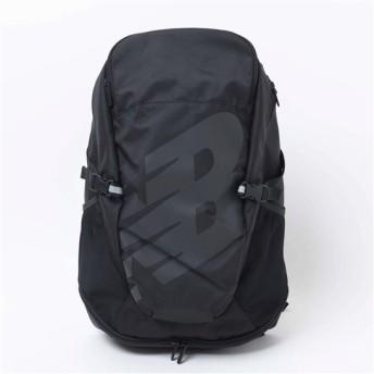 (NB公式)【ログイン購入で最大8%ポイント還元】 ユニセックス 30リットル バックパック (ブラック) バッグ 鞄 リュックサック/デイパック ニューバランス newbalance