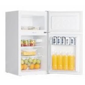 エスケイジャパン【SKJ】85L 冷凍冷蔵庫 ホワイト SR-A90★【SRA90】