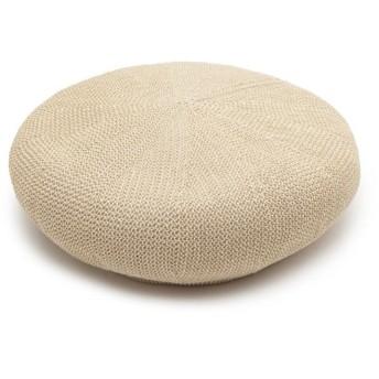 3can4on サンカンシオン ペーパーベレー帽 587-46001