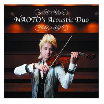 NAOTO's Acoustic Duo 中古 良品 CD