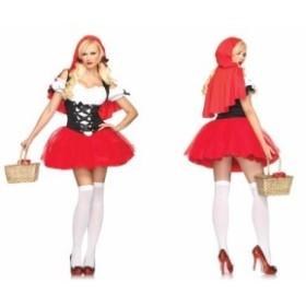 【コスプレ】赤ずきん ハロウィンはこれで決まり コスチューム衣装 アリス 仮装レディース 仮装 大人