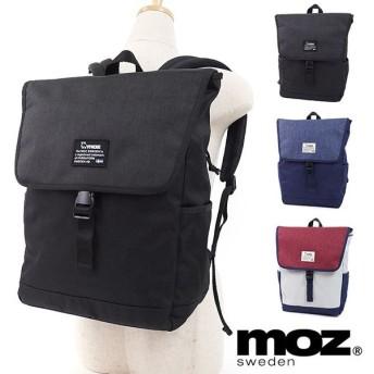 モズ moz フラップバックパック メンズ レディース リュックサック デイパック 通勤 通学 カバン ZZEI-12 SS19
