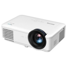 BenQ/ベンキュー  DLP短焦点レーザー光源プロジェクター WXGA(1280×800) 3600ルーメン LW820ST