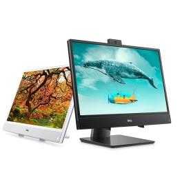 【Dell】Inspiron 22 3000 フレームレスデスクトップ エントリー(AMD A9プロセッサー搭載・ホワイト)