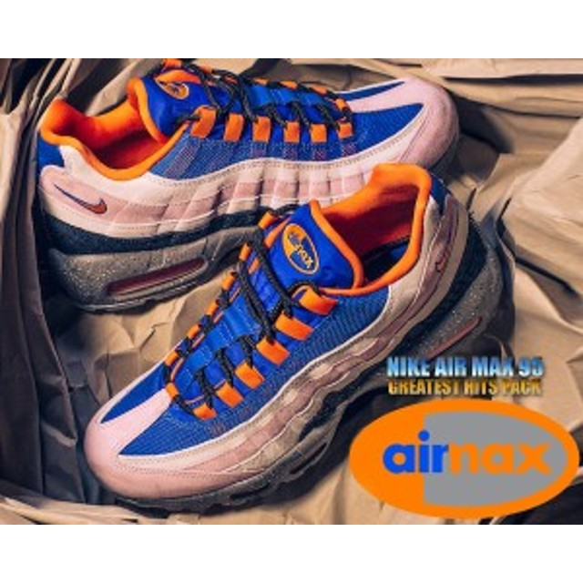 new product ef44e 757d4  送料無料 ナイキ エアマックス 95 NIKE AIR MAX 95 MOWABB champagne safety