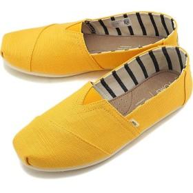 トムスTOMS メンズ エスパドリーユ スリッポン MNS Alpargata トムズシューズ 靴 Gold Fusion Heritage Canvas イエロー系 10013540 SS19