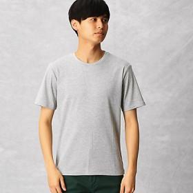 <COMME CA MEN > ゼロステイン Tシャツ(0742TL07) グレー【三越・伊勢丹/公式】