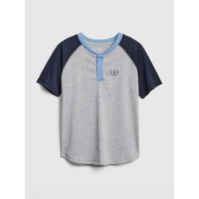 Gap ラグランヘンリーTシャツ(キッズ)