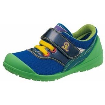 スニーカー・キッズ・ジュニア アサヒ健康くん P029 ブルー(kc36523) シューズ 靴 アサヒ お取り寄せ商品