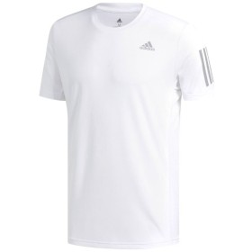 メンズ ランニングシャツ RESPONSE Tシャツ(Lサイズ/ホワイト×リフレクティブシルバー)FWB26 DX1319