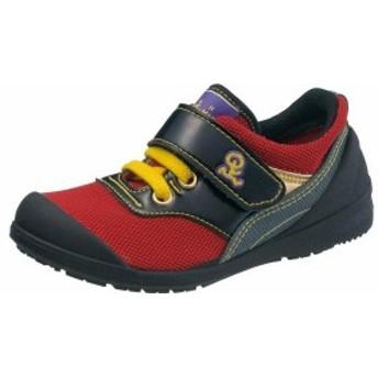 スニーカー・キッズ・ジュニア アサヒ健康くん P029 レッド(kc36521) シューズ 靴 アサヒ お取り寄せ商品