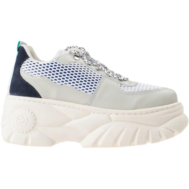 《セール開催中》GALLE Paris レディース スニーカー&テニスシューズ(ローカット) ホワイト 36 紡績繊維 / 革