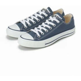 Le Talon CONVERSE CANVAS ALL STAR OX ネイビー 25