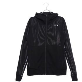 オークリー OAKLEY メンズ テニス パーカー Enhance Slant Tape Hoody Jacket 9.0 461744JP