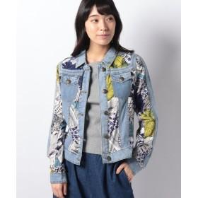 デシグアル ジャケット レディース ブルー系 36 【Desigual】