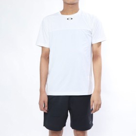 オークリー OAKLEY メンズ テニス 半袖Tシャツ Enhance Slant Graphic Crew 9.0 457722