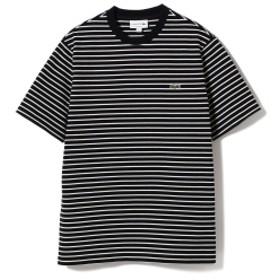 BEAMS LACOSTE / 鹿の子 ボーダーTシャツ メンズ Tシャツ 166 NAVY 5