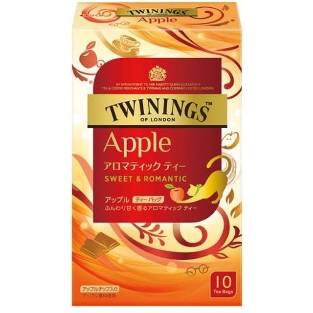 片岡物産 トワイニング ティーバッグ 10P アップル