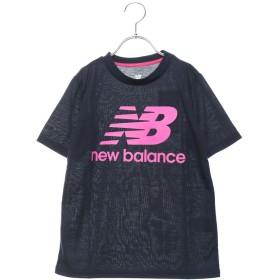 ニューバランス new balance ジュニア 半袖ラガーシャツ JJTP9233 JJTP9233 (ネイビー)