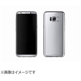 Galaxy S8用 シェル型ケース/メタルソフト/Metalico Flex アッシュガンメタル VIVA MADRID GS8BC-MFXGMT
