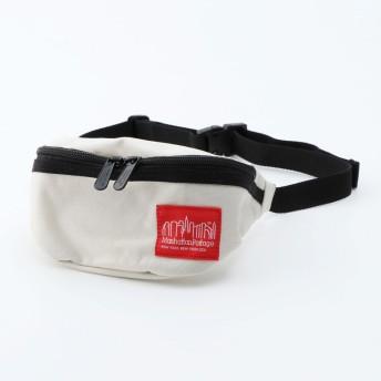 マンハッタンポーテージ Manhattan Portage Miniature Collection Mini Brooklyn Bridge Waist Bag (Ivory)