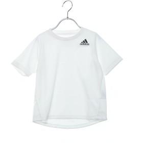 アディダス adidas ジュニア 半袖機能Tシャツ BTRNワンポイントロゴTシャツ DU9767