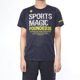 デサント DESCENTE バレーボール 半袖Tシャツ 半袖プラクティスシャツ DVUNJA52