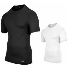 イーストベイ メンズ コンプレッション 半袖 Tシャツ eastbay-ss-all アンダーシャツ ユニフォーム インナー